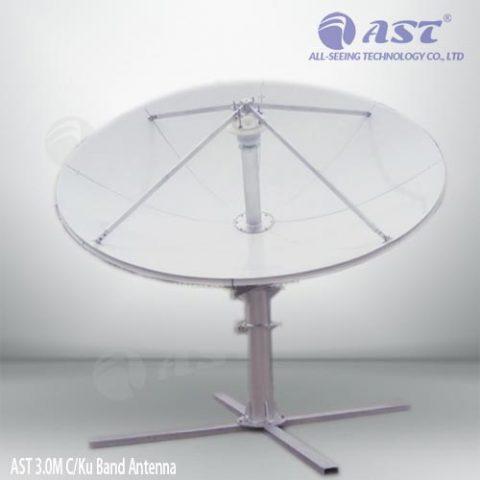 3.0m vsat antenna