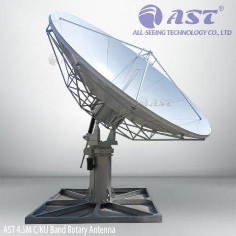 4.5m rotary antenna
