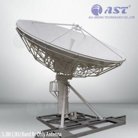 5.3m TVRO antenna