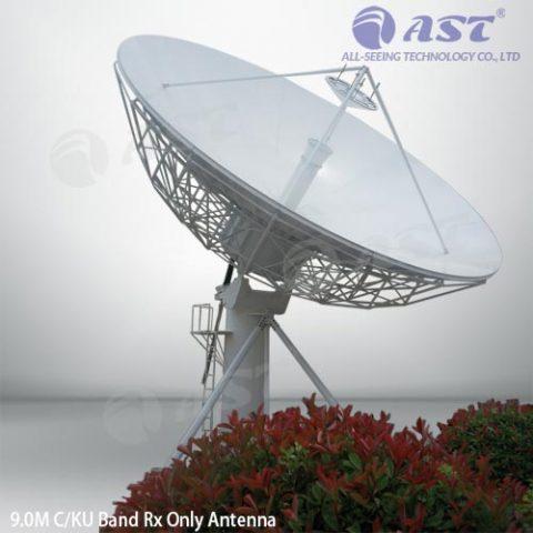 9.0m TVRO antenna