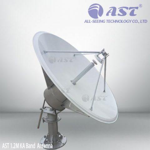 1.2m Ka band vsat antenna