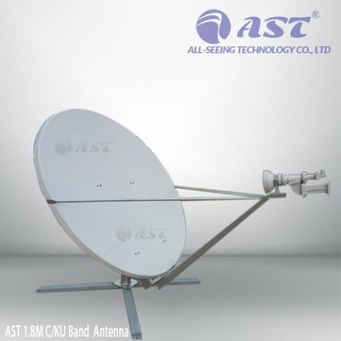 Fixed VSAT | Very Small Aperture Terminal | AST